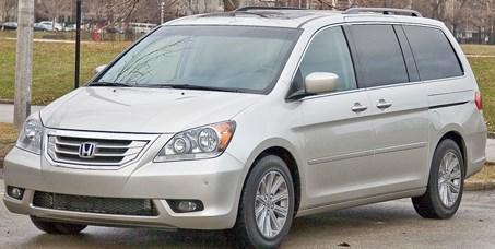 Foto de anuncio Honda Odyssey 2008