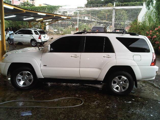 Toyota 4runner 2004, una camioneta en venta en Panamá ...